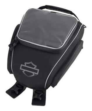 Harley-Davidson Bar & Shield Tank Bag - Fits 20-later LiveWire Models 93300160 - Wisconsin Harley-Davidson