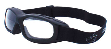 Guard-Dogs Evader 1 Changers Aggressive Dry Eye Goggle, Matte Black 054-71-01 - Wisconsin Harley-Davidson