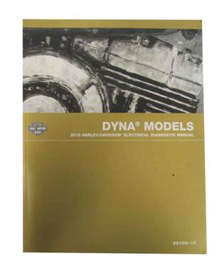 Harley-Davidson 2007 Dyna Models Electrical Diagnostic Manual 99496-07 - Wisconsin Harley-Davidson