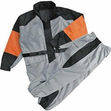 Nex Gen Men's Motorcycle Rain Suit w/ Reflective Piping SH2217 - Wisconsin Harley-Davidson
