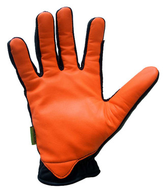 Missing Link Tactical Action Gloves with Kevlar (Black/Hi-Viz Orange) TAGO - Wisconsin Harley-Davidson