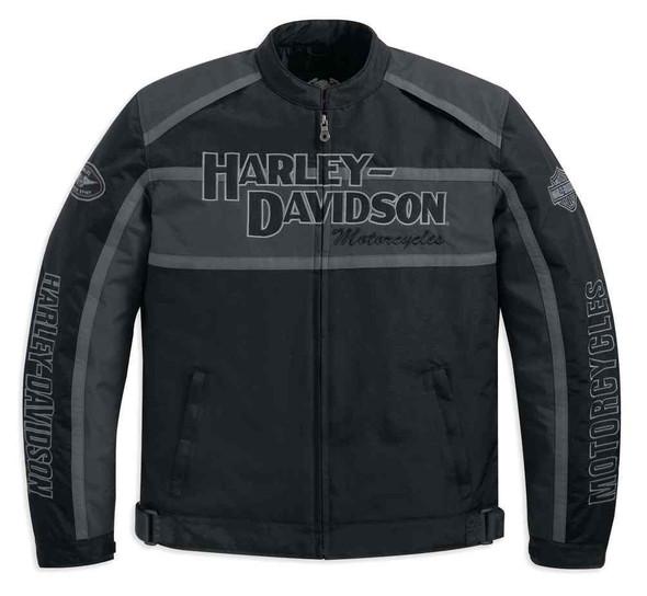 Harley-Davidson Men's Classic Cruiser Functional Riding Jacket 98357-11VM - Wisconsin Harley-Davidson