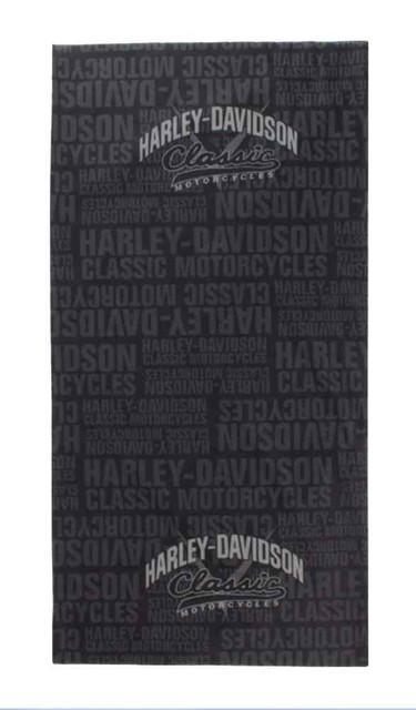 Harley-Davidson Men's H-D Classic Multifunctional CoolMax Headwear MHW00130 - Wisconsin Harley-Davidson