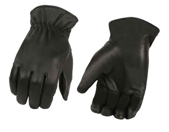 Milwaukee Leather Men's Premium Leather Thermal Lined Full-Finger Gloves SH734 - Wisconsin Harley-Davidson