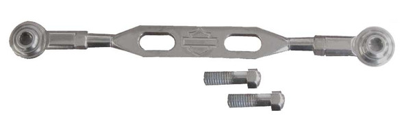 Harley-Davidson Bar & Shield Sportster Shift Linkage, Stainless Steel 34586-04 - Wisconsin Harley-Davidson