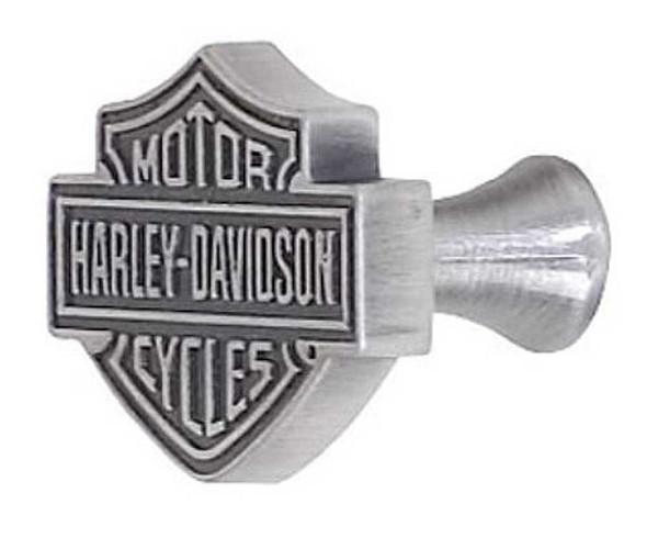 Harley-Davidson Bar & Shield Hardware Knob HDL-10110 - Wisconsin Harley-Davidson