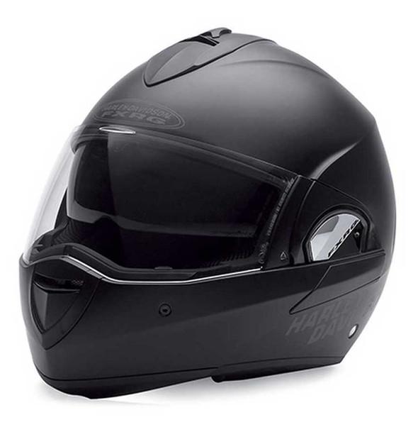 Harley-Davidson Men's FXRG Dual-Homologated Helmet Sun Shield, Black. 98303-15VM - Wisconsin Harley-Davidson