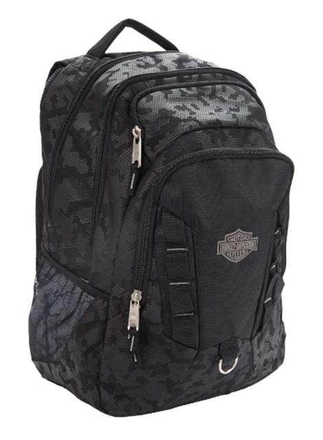 Harley-Davidson Bar & Shield V Multi-Functional Backpack, Nightvision 99219 - Wisconsin Harley-Davidson