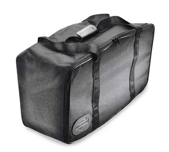 Harley-Davidson Bar & Shield Premium King Travel-Pak Black Nylon 53598-88A - Wisconsin Harley-Davidson
