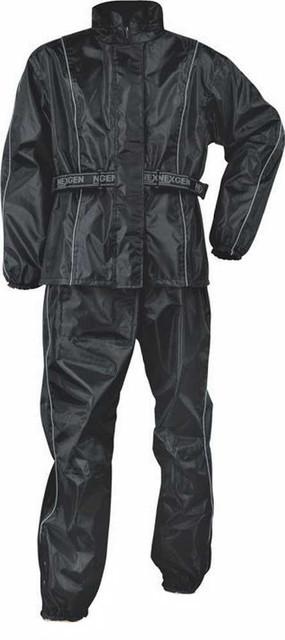 Nex Gen Men's Motorcycle Rain Suit Oxford Nylon Lightweight SH2215 - Wisconsin Harley-Davidson