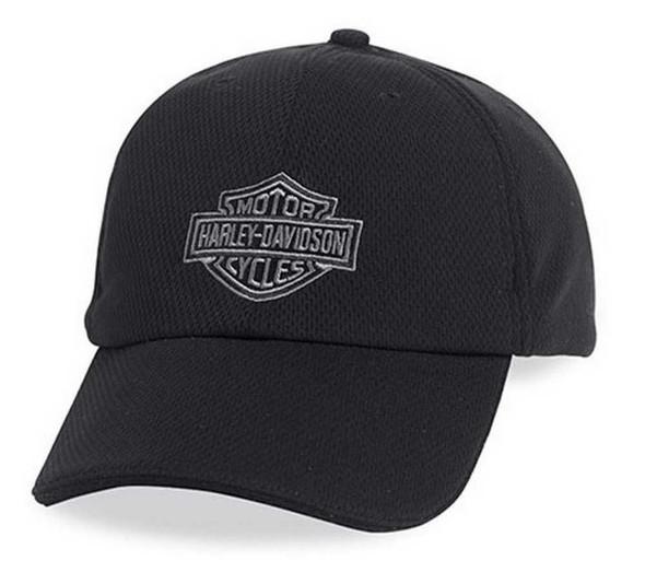 Harley-Davidson Men's Hydration Bar & Shield Baseball Cap 99438-13VM - Wisconsin Harley-Davidson