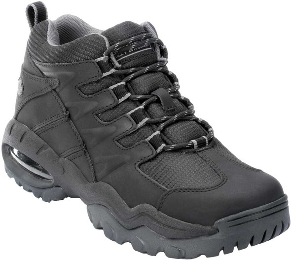 Harley-Davidson Men's Jett Hiking Boots, Leather and Nylon Uppers D94350 - Wisconsin Harley-Davidson