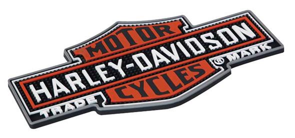 Harley-Davidson Nostalgic Bar & Shield Beverage Mat HDL-18510 - Wisconsin Harley-Davidson