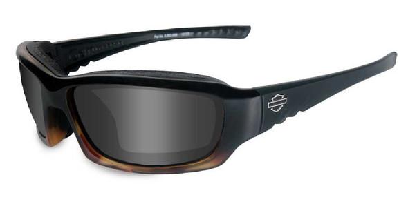 Harley-Davidson Gem Grey Lens w/ Dark Tortoise Frame Sunglasses HDGEM01 - Wisconsin Harley-Davidson
