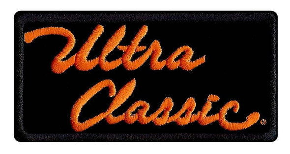 Harley-Davidson Ultra Classic Small Patch, 4'' W x 2'' H EM1060642 - Wisconsin Harley-Davidson