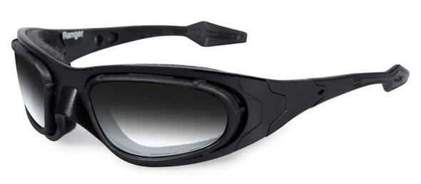 Harley-Davidson Ranger Light Adjust Smoke Gray Lens Sunglasses Goggle HDRAN05 - Wisconsin Harley-Davidson