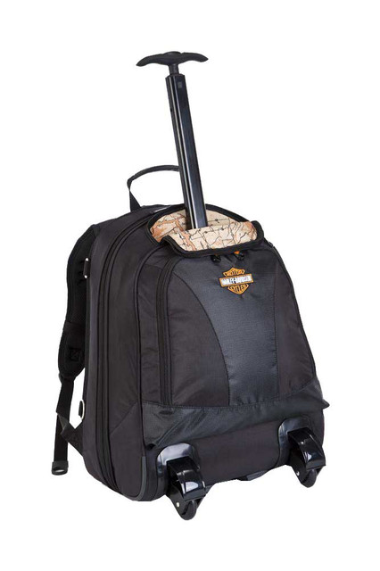 Harley-Davidson Backpack with ''Landing Gear'' Technology, 99617 - Wisconsin Harley-Davidson