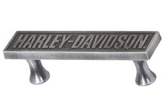 Harley-Davidson Bar Font Pull Hardware Handle HDL-10120 - Wisconsin Harley-Davidson