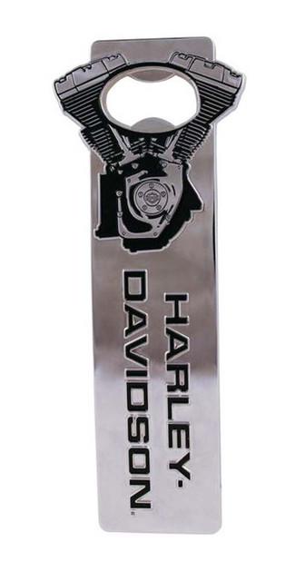 Harley-Davidson H-D Metal 3D Die Cast Bottle Opener BO104406 - Wisconsin Harley-Davidson