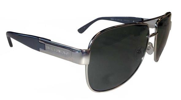 Harley-Davidson Mens Aviator Prescription-Ready Sunglasse, H-D Script HDX821SI-2 - Wisconsin Harley-Davidson