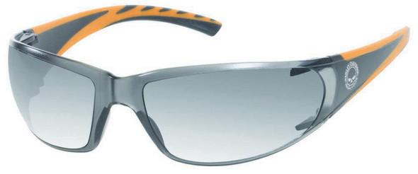 Harley-Davidson Men's Sun Kickstart Anti-Fog Sunglasses Gray Lens HDVZ100GRY-3 - Wisconsin Harley-Davidson