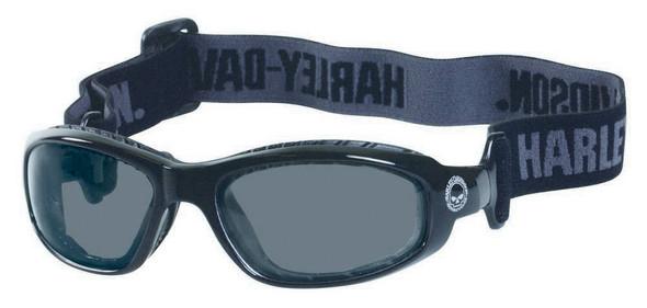 Harley-Davidson Men's Performance Glide Eyewear BLK/Gray Lens HDSZ709BLK-3 - Wisconsin Harley-Davidson