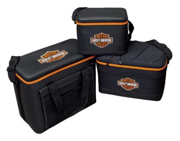 Harley-Davidson 3 Piece Bar & Shield Cooler Set - 6 / 12 / 24 Packs CLP302301 - Wisconsin Harley-Davidson