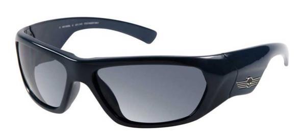 Harley-Davidson Mens Sunglasses, Willie G. Skull Logo Teal/Black Lens HDX829TL-3 - Wisconsin Harley-Davidson