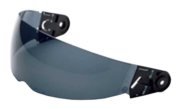 Harley-Davidson Replacement Sun Shield, Fits Trail 3/4 Helmet, Smoke 98227-13VR - Wisconsin Harley-Davidson