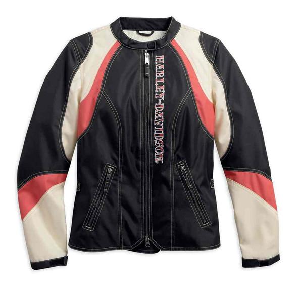 Harley-Davidson Women's Starless Functional Riding Jacket, Phantom 97133-16VW - Wisconsin Harley-Davidson