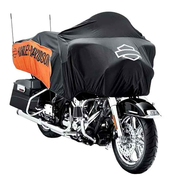 Harley-Davidson Oasis Day Motorcycle Cover, Fits Touring & Trike Models 93100028 - Wisconsin Harley-Davidson