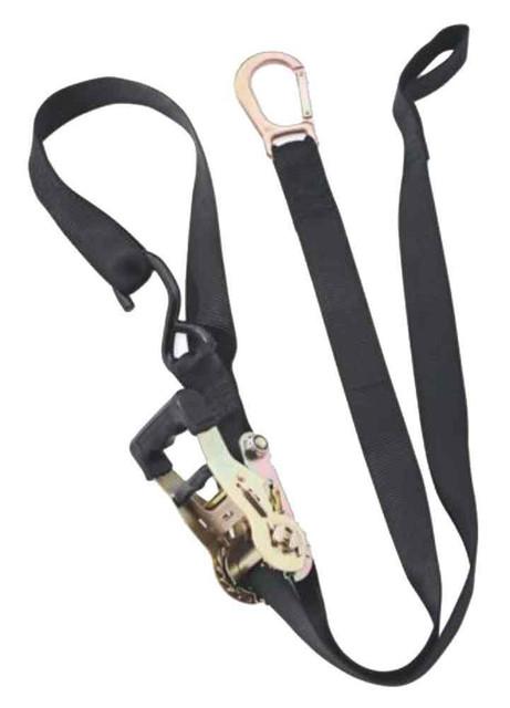 Harley-Davidson 1.5 inch Gradual Release Ratchet Tie-Down Straps 94706-10 - Wisconsin Harley-Davidson