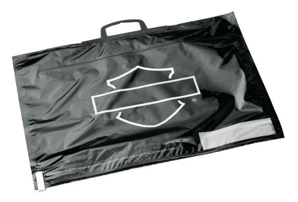 Harley-Davidson Bar & Shield Logo Medium Size Shrink Sacks, Black 90200719 - Wisconsin Harley-Davidson