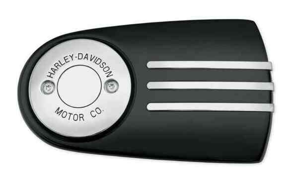 Harley-Davidson H-D Motor Co. Air Cleaner Trim, Softail, Touring & Etc. 61300254 - Wisconsin Harley-Davidson