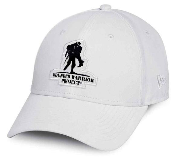 Harley-Davidson Women's Wounded Warrior Project Baseball Cap, White 99559-16VW - Wisconsin Harley-Davidson