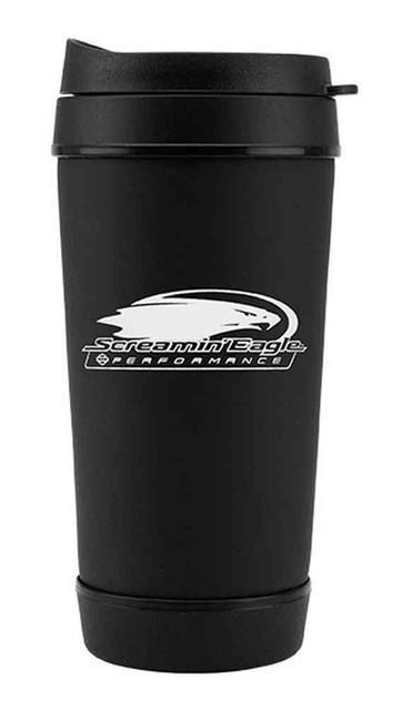 Harley-Davidson Screamin' Eagle Logo Cushion Travel Tumbler, 17 oz. HARLBV0025 - Wisconsin Harley-Davidson