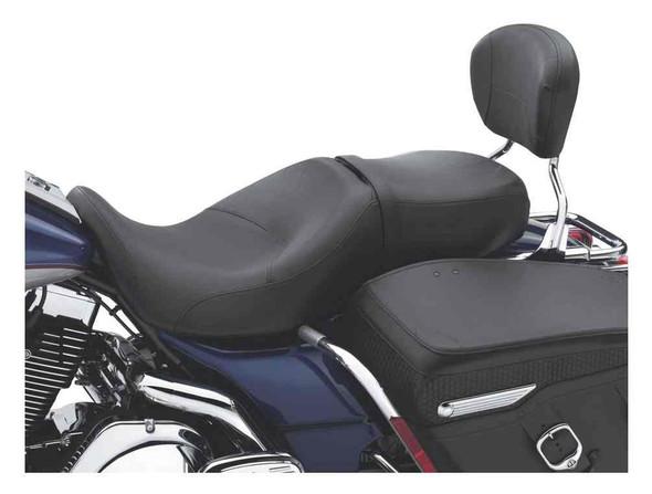 Harley-Davidson Sundowner Bucket Seat, '97-'07 Electra Glide Models 51542-01B - Wisconsin Harley-Davidson