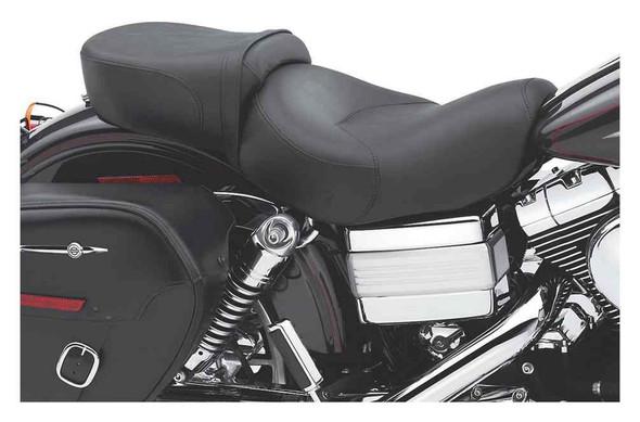 Harley-Davidson Sundowner Passenger Pillion, Fit '06-later Dyna Models 51473-06A - Wisconsin Harley-Davidson