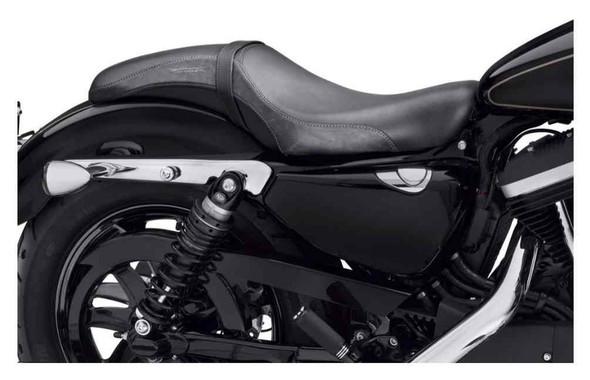 Harley-Davidson Badlander Custom Seat, Fits '10-later XL Models 52000211 - Wisconsin Harley-Davidson