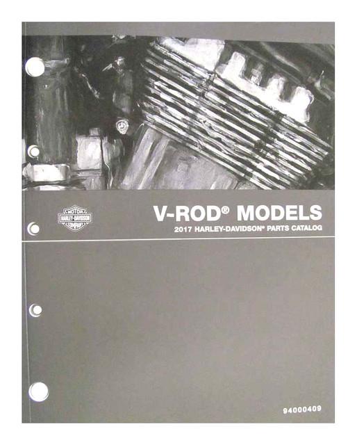 Harley-Davidson 2017 V-Rod VRSC Models Electrical Diagnostic Manual 94000397 - Wisconsin Harley-Davidson
