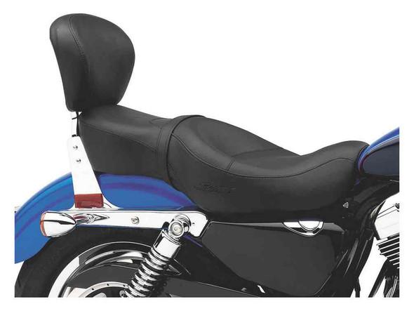 Harley-Davidson Sundowner Seat, Fits '04-'06 XL Models w/ 4.5 Gal Tank 51507-04 - Wisconsin Harley-Davidson