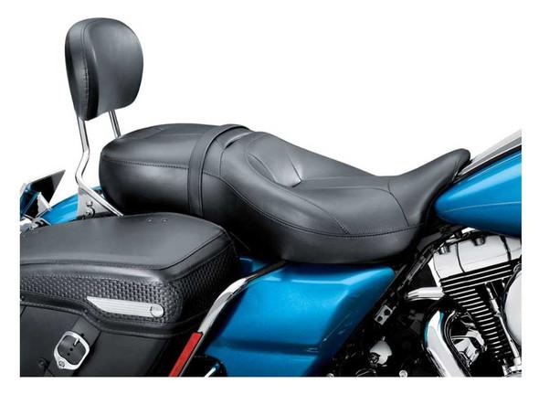 Harley-Davidson Hammock Rider & Passenger Touring Seat, Fits Road King 52000075 - Wisconsin Harley-Davidson