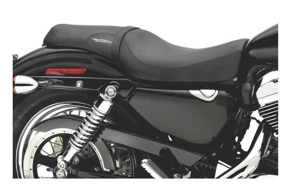 Harley-Davidson Badlander Seat, Fits XL Models w/ 4.5 Gallon Fuel Tank 51749-07 - Wisconsin Harley-Davidson