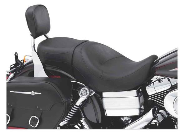 Harley-Davidson Sundowner Rider & Pillion Seat, '06-later Dyna Models 51540-06 - Wisconsin Harley-Davidson