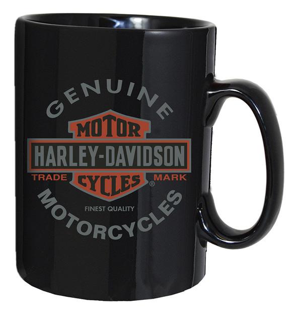 Harley-Davidson Genuine Bar & Shield Jumbo Coffee Mug, 32 oz. HD-GMO-1706 - Wisconsin Harley-Davidson