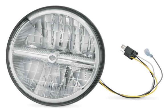 Harley-Davidson 7 in Daymaker Reflector LED Headlamp, Touring & Softail 67700173 - Wisconsin Harley-Davidson