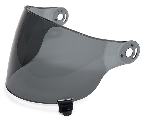 Harley-Davidson B06 Shell Replacement Face Shield, Smoke Tint 98144-18VR - Wisconsin Harley-Davidson