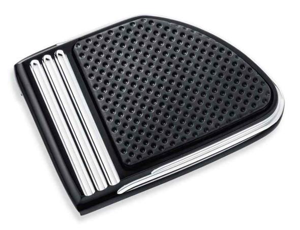 Harley-Davidson Defiance Brake Pedal Pad Machine Cut - Small, Black 50600255 - Wisconsin Harley-Davidson