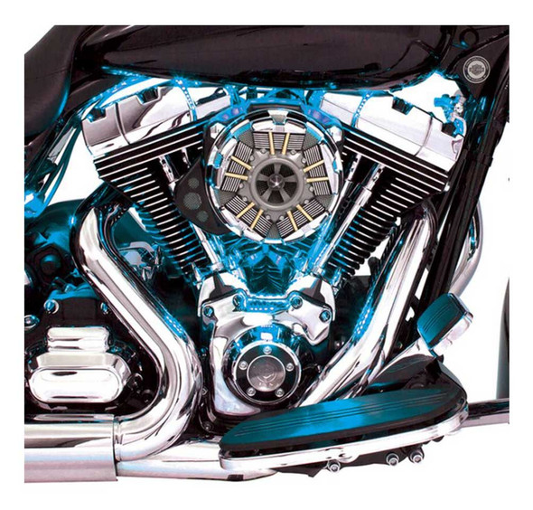 Ciro Shock & Awe LED Lights w/ Rotary Controller, Works w/ 12 Volt Power 41000 - Wisconsin Harley-Davidson