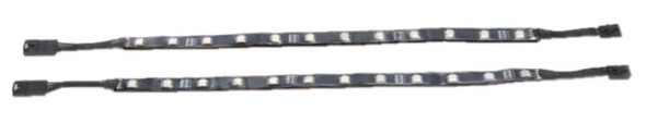Ciro Shock & Awe 12 in. LED Light Strips, 2 LED strips Plug Into Ciro Kit, 41003 - Wisconsin Harley-Davidson